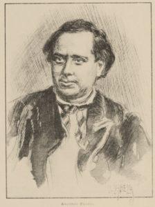 Il ritratto di Antonio Petito