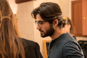 Set Corduroy Francesco Mucci Il Grigio Production